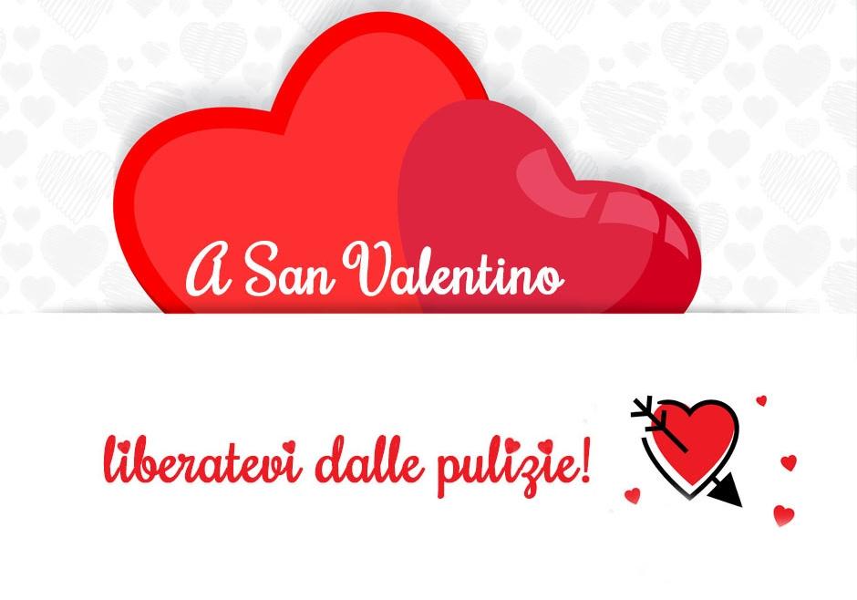 A San Valentino regalatevi del tempo libero!